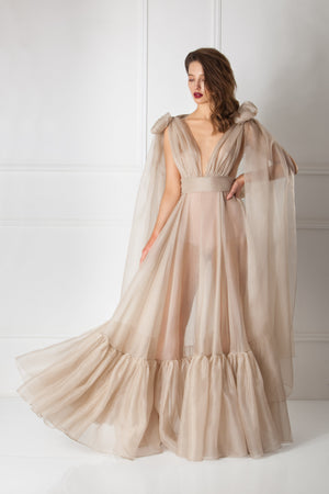 BEWITCHING GOWN Exclusive gowns Amoralle S Vanilla