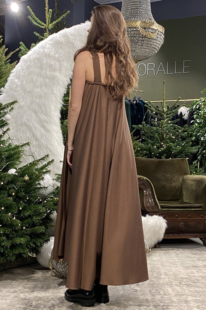 Caramel Love Dress Amoralle