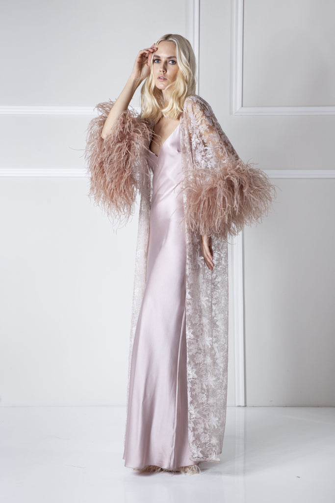 Crystal clear robe Amoralle
