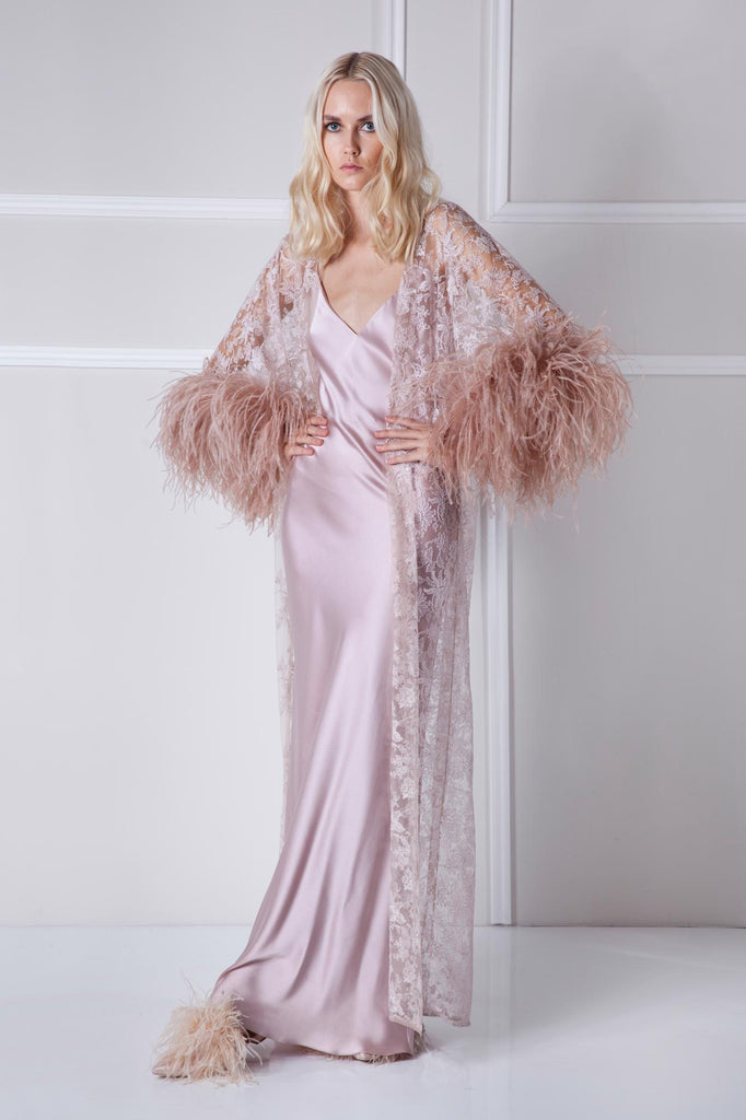 S1-363.S1.CPO Crystal clear robe Amoralle