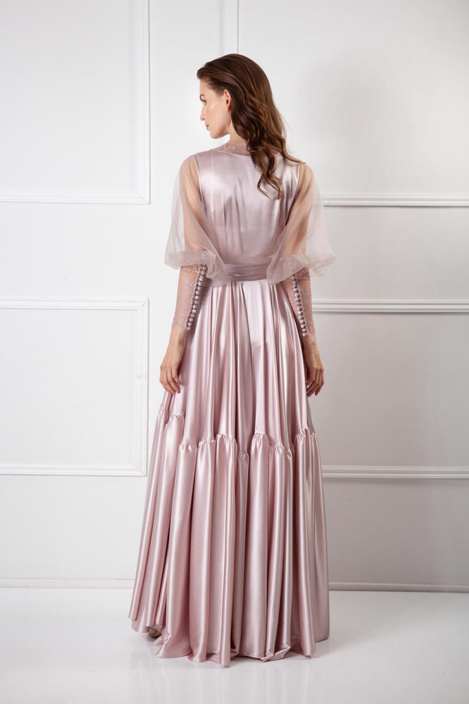 Empyreal gown Amoralle
