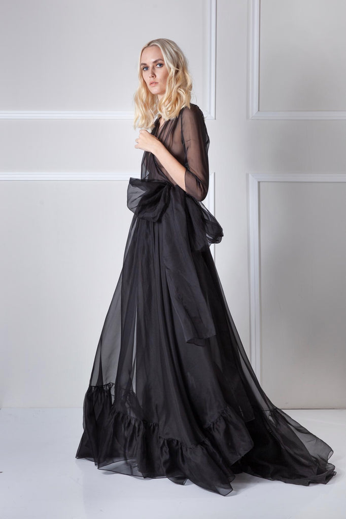 Fluvial gown Amoralle
