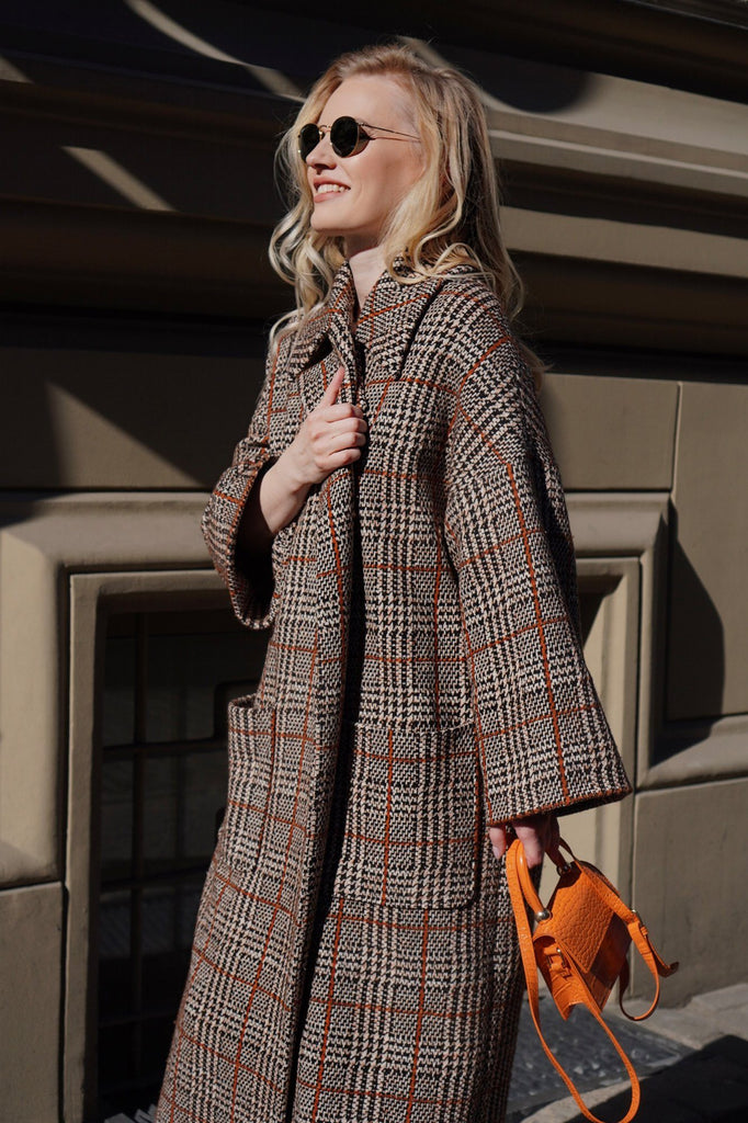 My Spring Wool Coat Amoralle