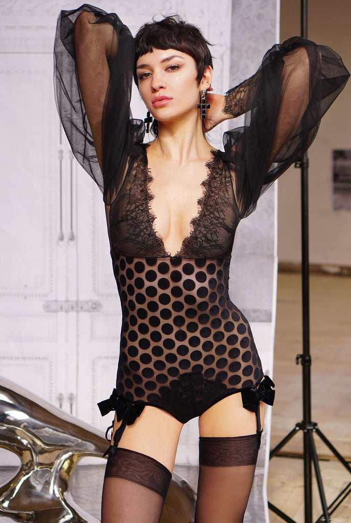 Silent Night Bodysuit Amoralle