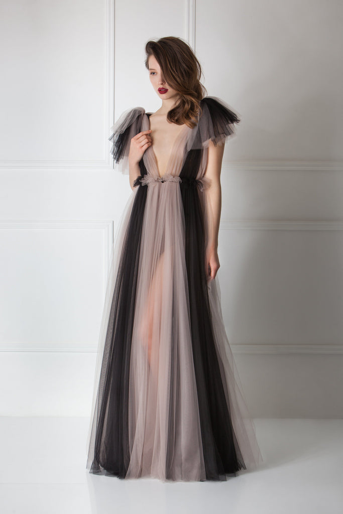 C7-1.S1.CBL TWINKLING GOWN Gown Amoralle