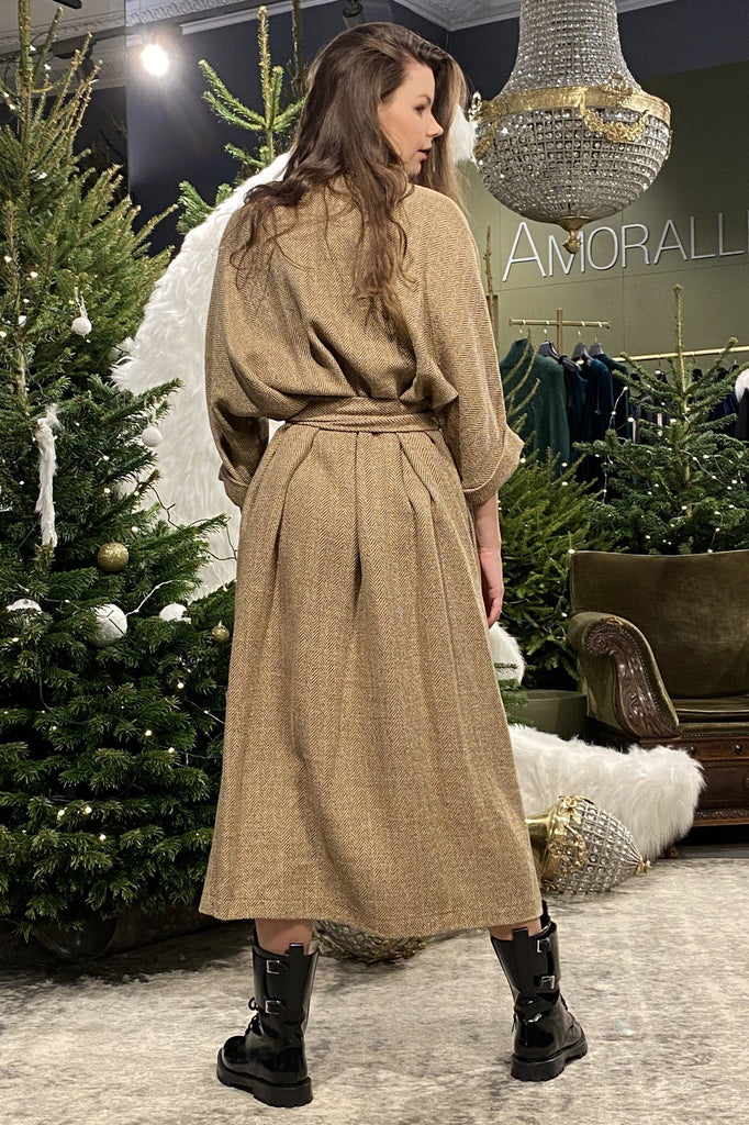 Young Wool Love Dress Amoralle