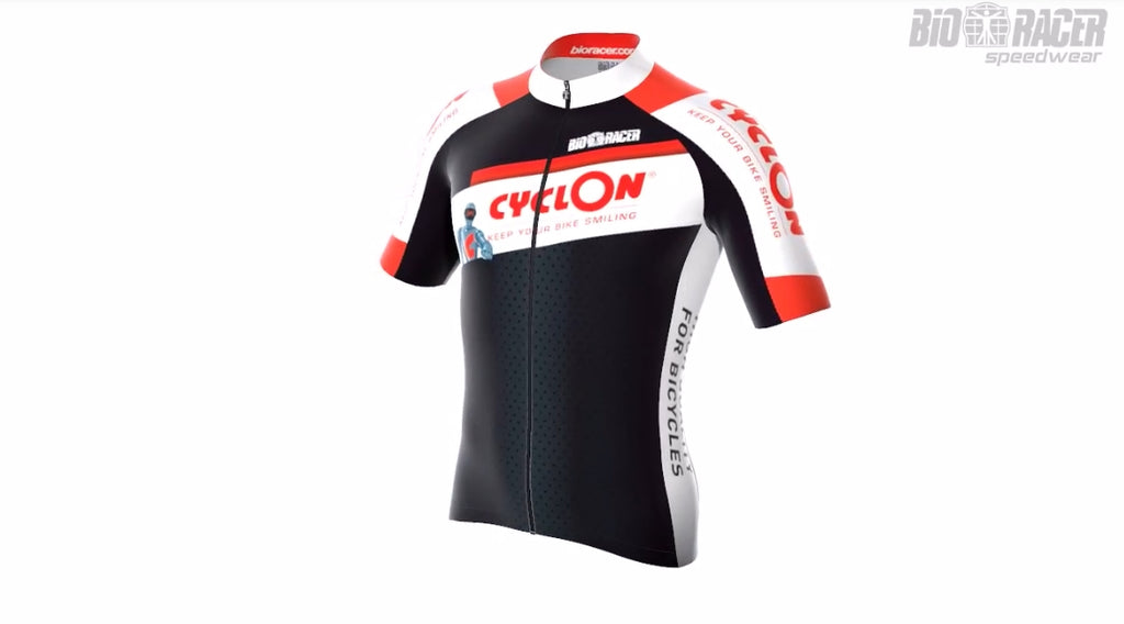 Cyclon reveals new Bio Racer Clothing