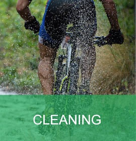 BIKE CLEANING