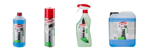 Cyclon Cleaning Products