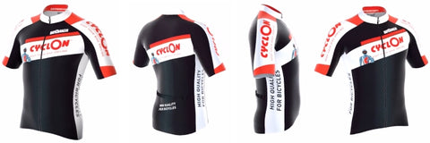 Cyclon Bio Racer Cycling Jersey Short Sleeve
