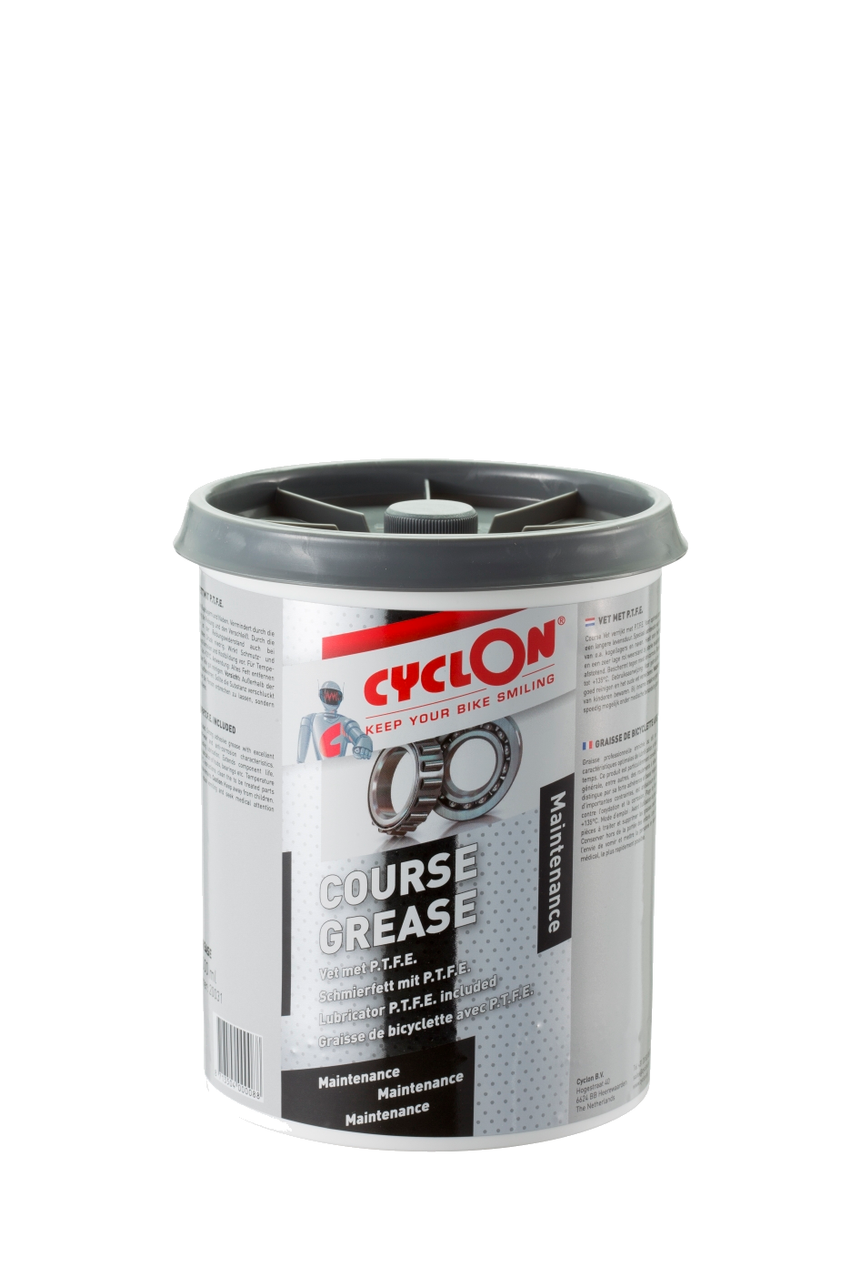 Bicycle Maintenance Course Grease Tube 1000ml Cyclon Bike Care