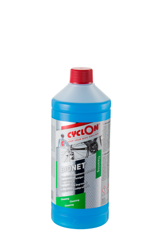 Bio-Net Biodegradable Degreaser 1000ml bottle Cyclon Bike Care