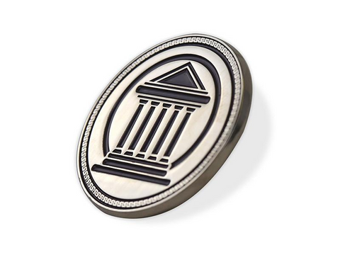 Smite Greek Pantheon pin