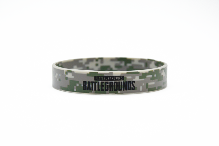 Urban and desert camo wristband bundle