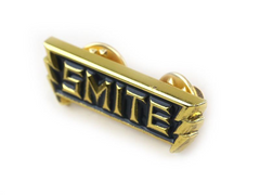 Smite Official 3D pin