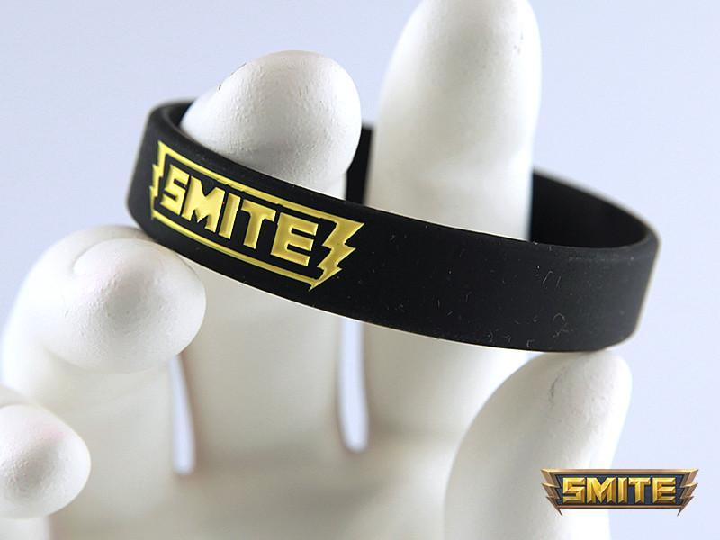 Smite official wristband
