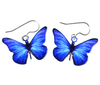 Iridescence Butterfly Earrings