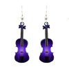 Purple Violin