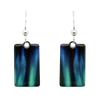 Aurora Small Rectangle Earrings