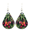 Terra Flora Teardop Earrings by Alaso