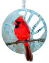 Red Cardinal 4 inch ornament