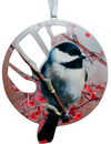 Chickadee 4 inch ornament