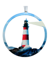 Lighthouse 4 inch ornament