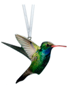 Hummingbird 4 inch ornament