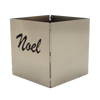 Noel Tealight Holder 2.5""