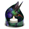 Hummingbird Wrapped Candle Holder 3""