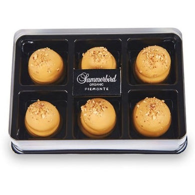 SUMMERBIRD ORGANIC MINI PIEMONTE CREAM PUFFS