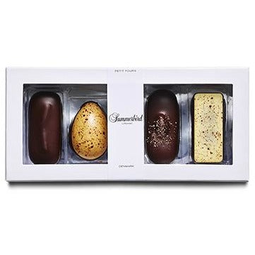 SUMMERBIRD ORGANIC PETIT FOUR 4 PCS. GIFTBOX
