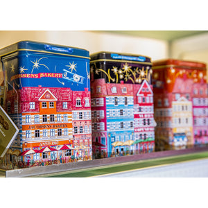 Jacobsens- Candle tin 150g