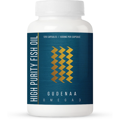 Gudenaa Pharma-High Purity Fish Oil