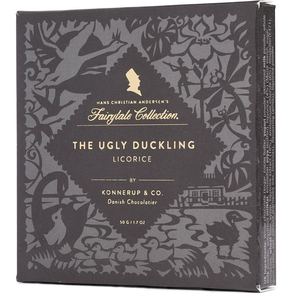 KONNERUP-H.C.A-THE UGLY DUCKLING