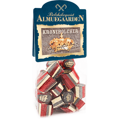 ALMUEGAARDEN-CROWN TASTE OF POWERFUL CHILI LICORICE AND WILD BERRIES