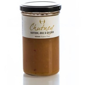 Nordisk- Chutney Buckthorn, Apple & Carrots