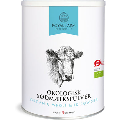 RoyalFarm-Organic whole milk powder