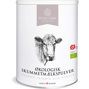 RoyalFarm-Organic skimmed milk powder