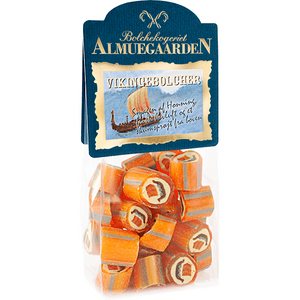 ALMUEGAARDEN-VIKING TASTE OF HONEY, FRESH SEA AIR AND SPRAY FROM THE BOWS
