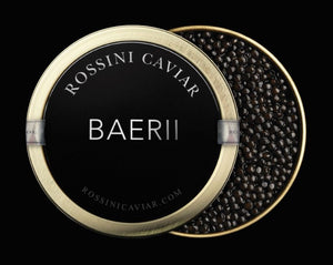 ROSSINI Baerii Traditional Caviar