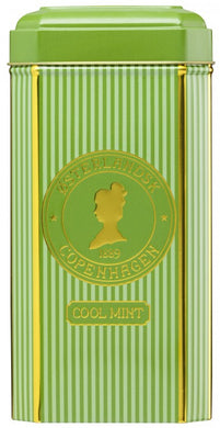 OSTERLANDSK 1889 COPENHAGEN COOL MINT COOL MINT 30 PCS PIRAMIDS TEA BAGS