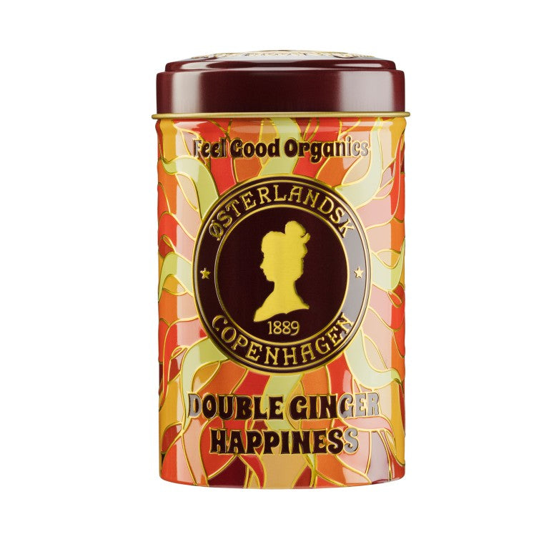 OSTERLANDSK 1889 COPENHAGEN- Double Ginger Happiness Tea 125g