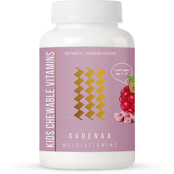 Gudenaa pharma-Kids Multivitamins