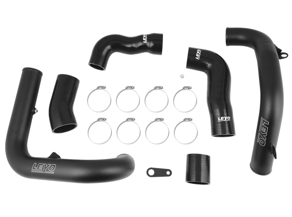 Leyo Motorsport Turbo Charge Pipes for 1.8/2.0T MQB