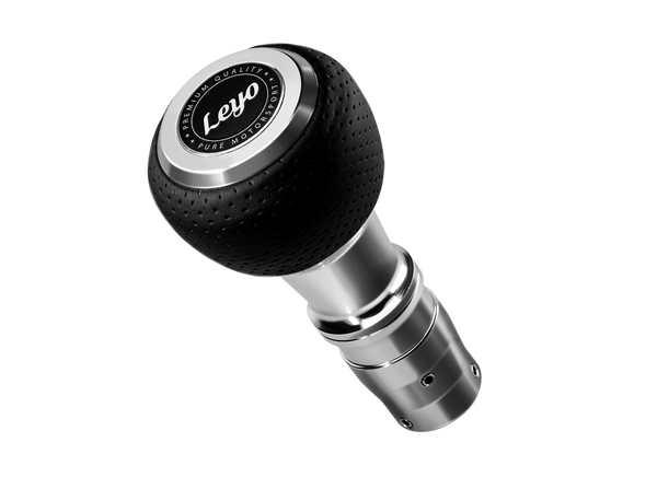 Leyo Motorsport Nappa Manual Shift Knob