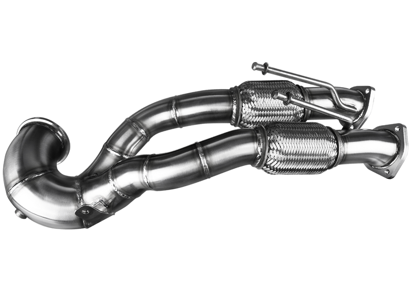 Leyo Motorsport Facelift Downpipe for Audi 8V RS3