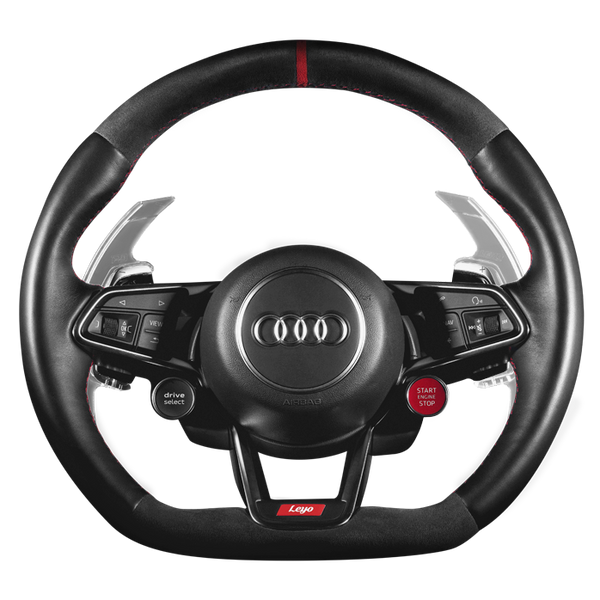 Leyo Motorsport Clear Paddle Shift Extensions for Audi RS & R8