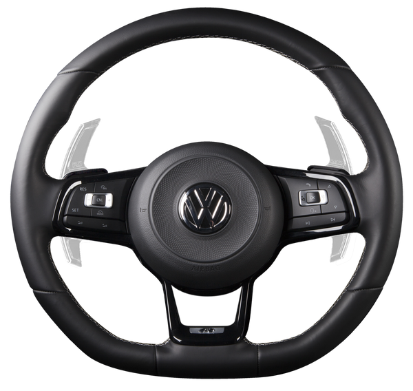 Leyo Motorsport Clear Paddle Shift Extensions for MK7 GTI/R