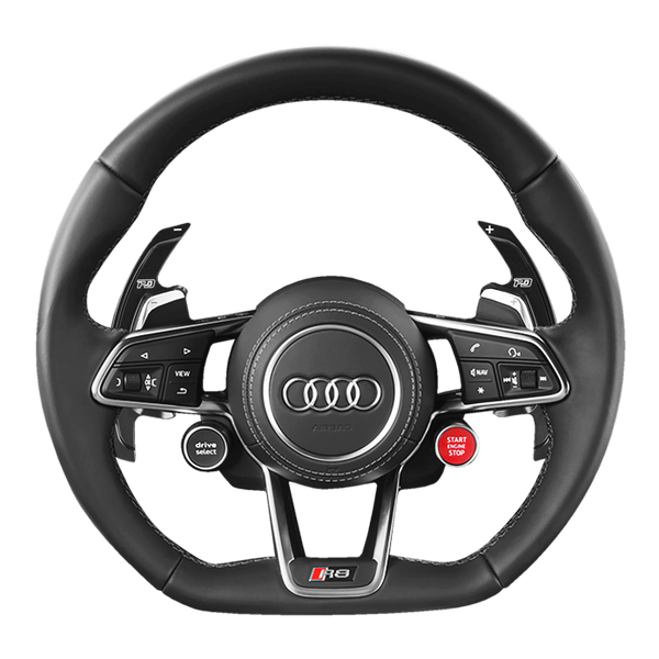 Leyo Motorsport Audi V3 Aluminium Paddle Shift Extensions
